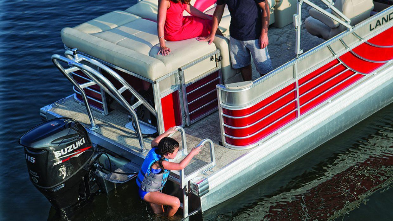 Landau Boats | Layout Design