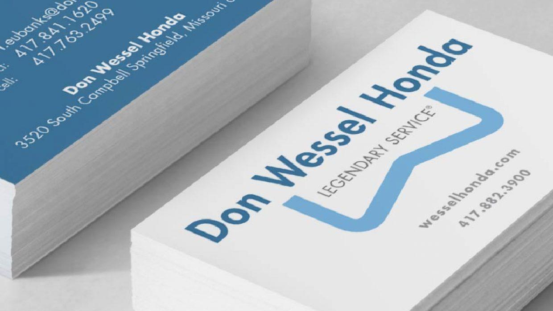Don Wessel Honda | Brand Refresh